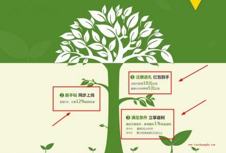 爱财有道官网注册薅羊毛10元投资7天可回本!