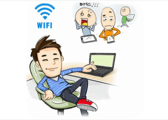几个防蹭网小技巧,再也不怕家里wifi被别人蹭了!